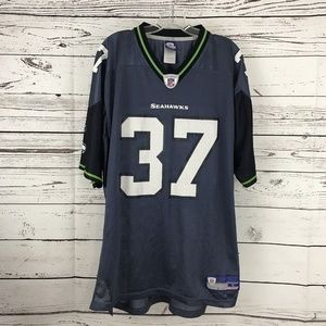 Reebok NFL Equipment Shawn Alexander Jersey Mens S
